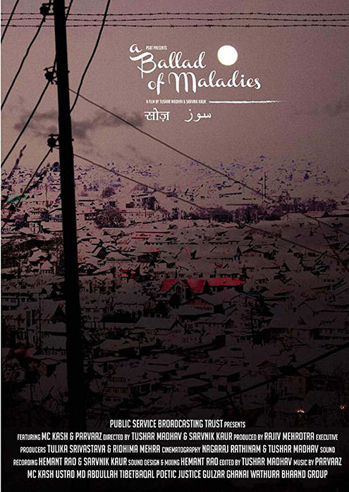 A BALLAD OF MALADY